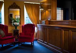 Hotel Lombardy - Washington D. C. - Recepción