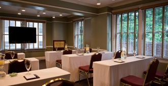 Hotel Lombardy - Washington DC - Restaurant