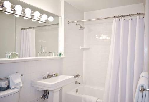 Hotel Lombardy - Washington - Kylpyhuone