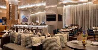 Buffalo Marriott At Lecom Harborcenter - באפלו - מסעדה