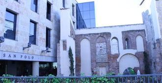 San Polo - Salamanca - Bygning