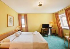 Tulip Inn Lausanne Beaulieu - Lausanne - Phòng ngủ