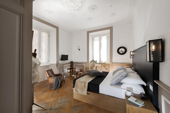Côté Rome Colosseo - Rome - Bedroom