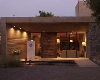 Casa De Huespedes La Azul - Los Árboles - Gebouw