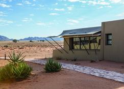 Sossusvlei Lodge - Sesriem - Outdoors view