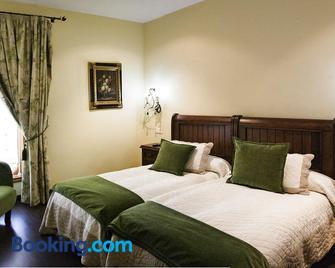 Hotel San Antón Abad - Villafranca Montes de Oca - Bedroom