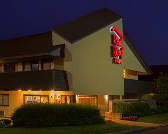 Red Roof Inn Dayton North Airport - Dayton - Building