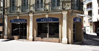 奧奇塔尼亞中心圖盧茲馬塔比奧酒店 - 土魯斯 - 圖盧茲 - 建築