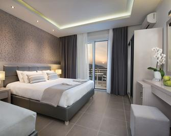Angelica Hotel - Thasos - Bedroom