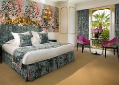 Hotel Le Negresco - นีซ - ห้องนอน