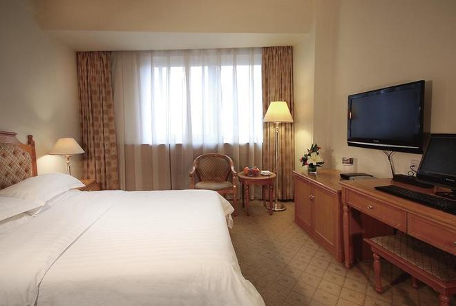 Lanzhou Jinjiang Sun Hotel - Lanzhou - Bedroom