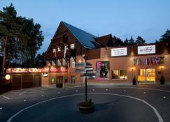 Hotel Berg - Staré Splavy - Edifício