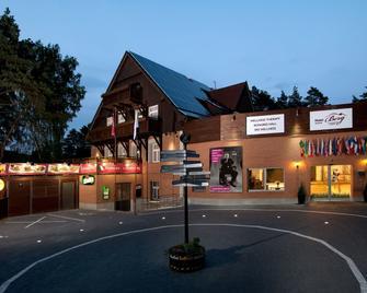 Hotel Berg - Staré Splavy - Gebouw
