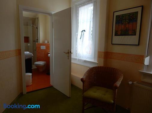 Pension Waldesblick - Friedrichroda - Bathroom