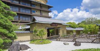 Arima Onsen Motoyu Kosenkaku - קובה - בניין