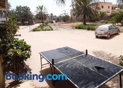 Cap-Sénégal - Cap Skirring - Bygning