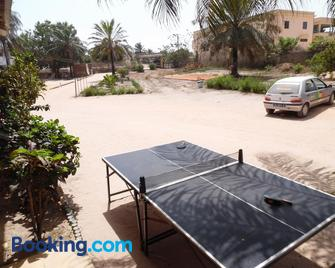 Cap-Sénégal - Cap Skirring - Building