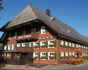 ホテル オクセン - ティティゼー・ノイシュタット - 建物