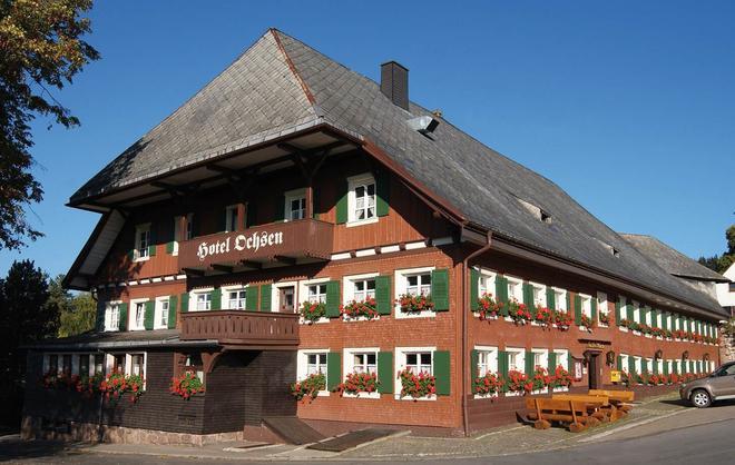 Hotel Ochsen - Titisee-Neustadt - Κτίριο