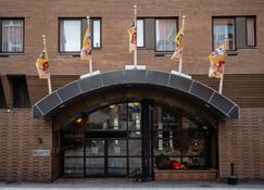 Clarion Hotel Grand Ostersund - Ostersund - Edifício