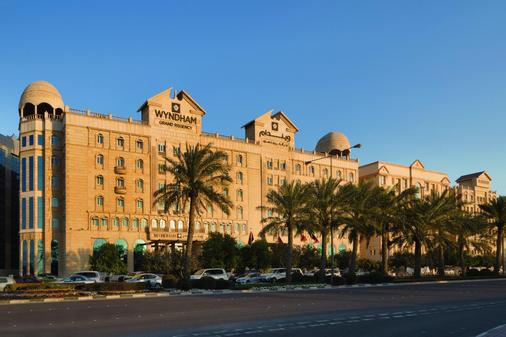 溫德姆麗晶大酒店 - 多哈 - 多哈 - 建築