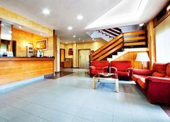Hotel Alcarria - Guadalajara - Front desk