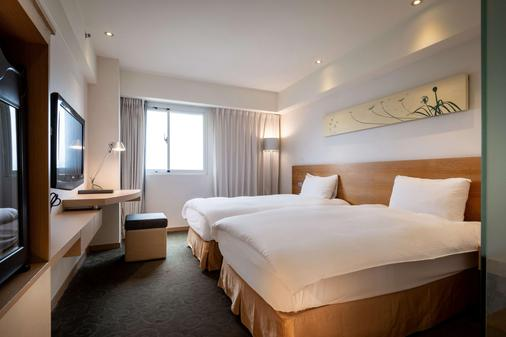 Beacon Hotel - Đài Trung - Phòng ngủ
