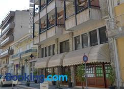 Hotel Costis - Ptolemaḯda - Building