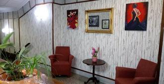 Hotel Royal - Ronda - Lobi
