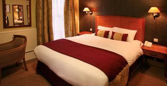 Mercure George Hotel Reading - רידינג - חדר שינה