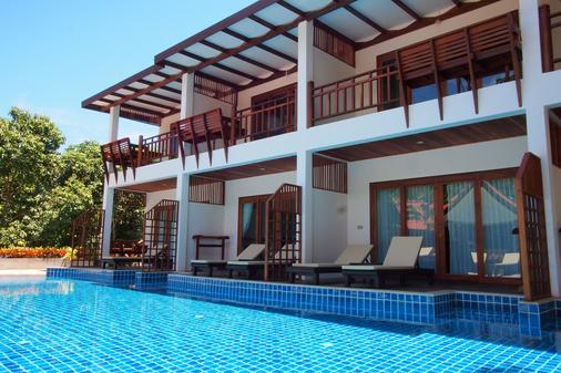 Blue Diamond Resort - Ko Tao - Pool