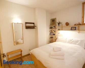 Apartamento Montana Park - Enveitg - Bedroom