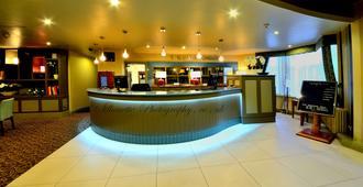 The Caledonian Hotel - Newcastle upon Tyne - Bar
