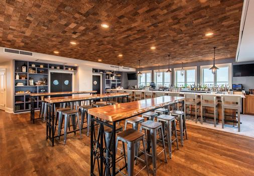 The Restoration - Charleston - Bar