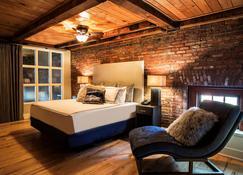 The Restoration - Charleston - Makuuhuone
