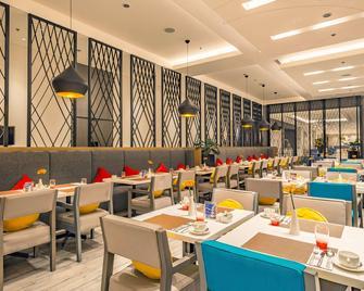 Savoy Hotel Manila - Manila - Restaurant