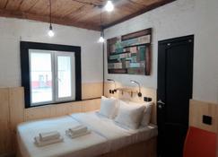 Wood Design Hotel - Moskau - Schlafzimmer