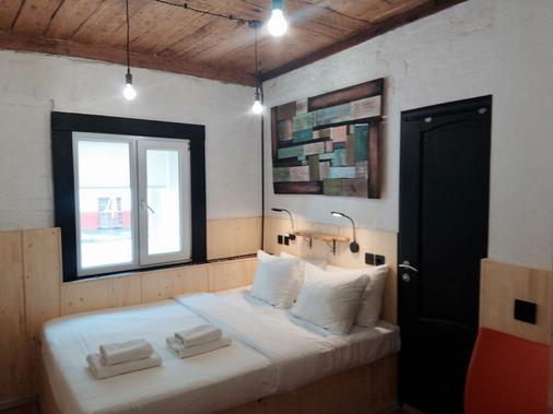 Wood Design Hotel - Moscow - Bedroom