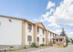 Super 8 by Wyndham Gardiner/Yellowstone Park Area - Gardiner - Здание