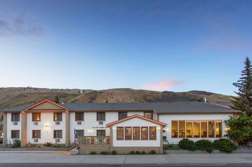 Super 8 by Wyndham Gardiner/Yellowstone Park Area - Gardiner - Gebäude