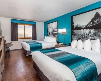 Super 8 by Wyndham Gardiner/Yellowstone Park Area - Gardiner - Bedroom