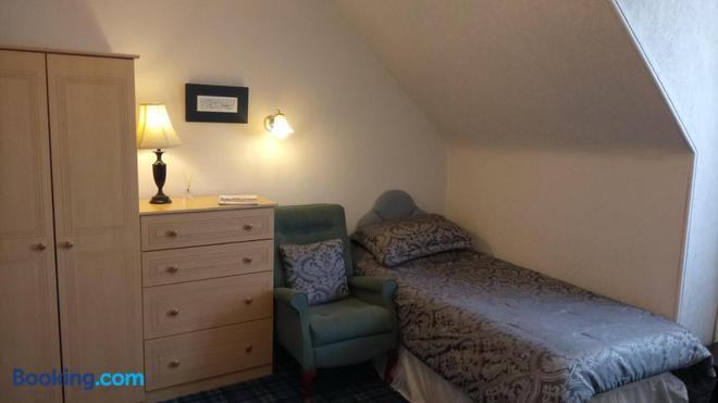 Crawfords Guest House - Peterhead - Bedroom