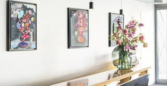 Augarten Art Hotel - Graz - Servicio de la habitación
