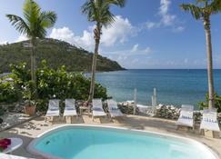 椰子海岸別墅飯店 - 聖約翰 - 游泳池
