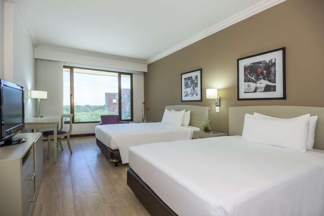 NH 卡利皇家酒店 - 卡利 - 卡利 - 臥室