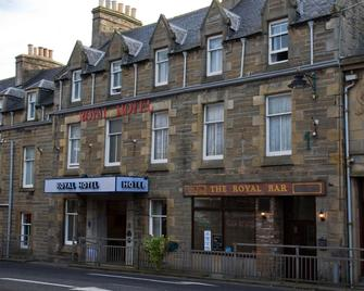 Muthu Royal Thurso Hotel - Thurso - Building