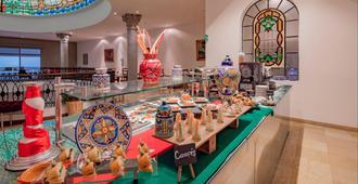 洲際酒店普埃布拉 - 布埃布拉 - 普埃布拉 - 餐廳