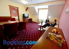 Hotel Tilia - Pezinok - Bedroom