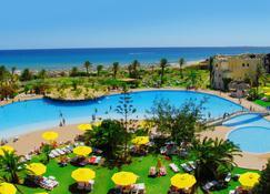 Lti Mahdia Beach & Aqua Park - Al-Mahdijja - Basen