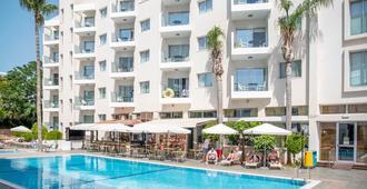 Alva Hotel Apartments - Πρωταράς - Κτίριο